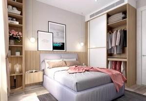 2019小戶型家裝設計效果圖,36平米小戶型家裝設計效果圖