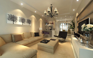 家庭客厅怎样足彩导航效果图,客厅带家庭影院沙发背景足彩导航效果图