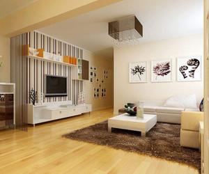 家装电视墙效果图客厅图片,点石家装客厅效果图