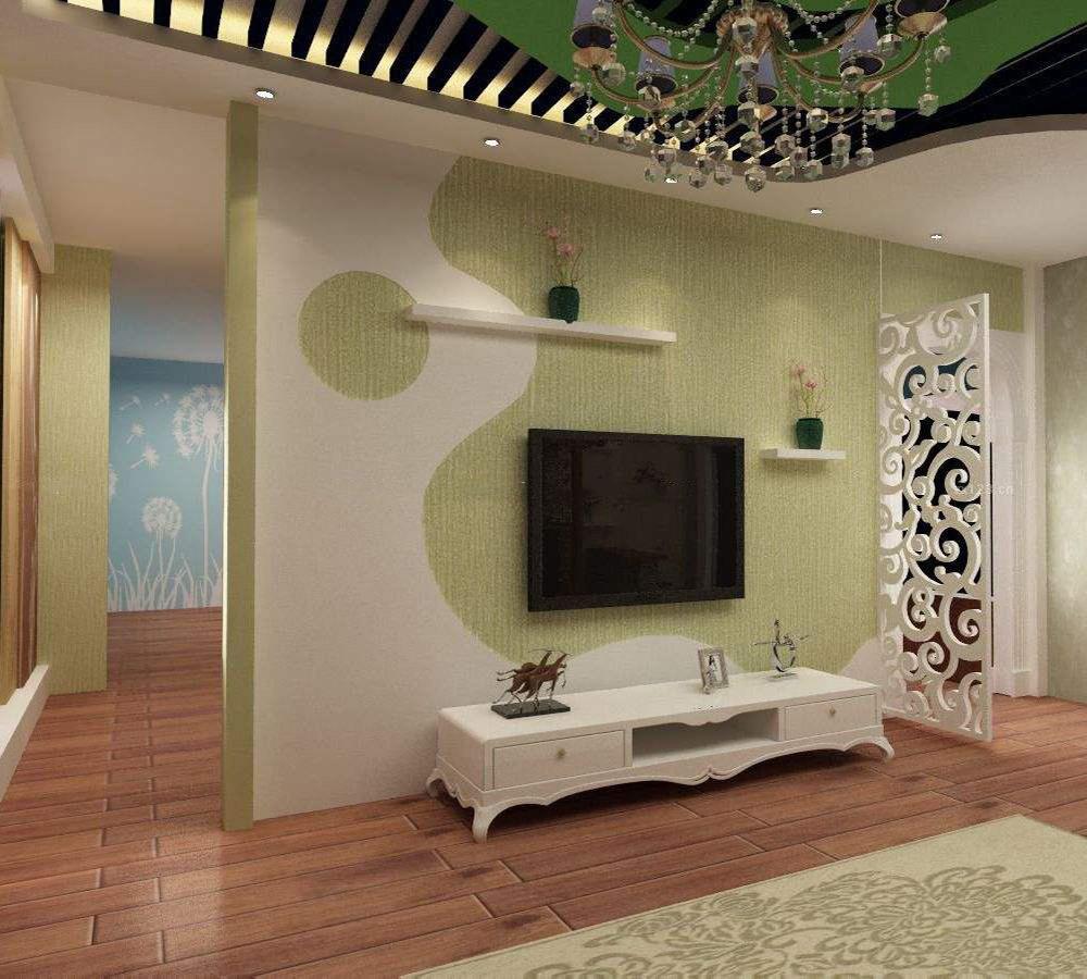 硅藻泥客厅装修效果图大全,客厅硅藻泥装修效果图大全2019图片