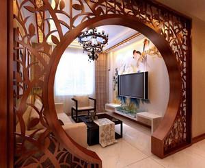 中式客廳埡口裝修效果圖大全,新中式客廳埡口裝修效果圖