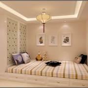 臥室現代榻榻米90平米裝修