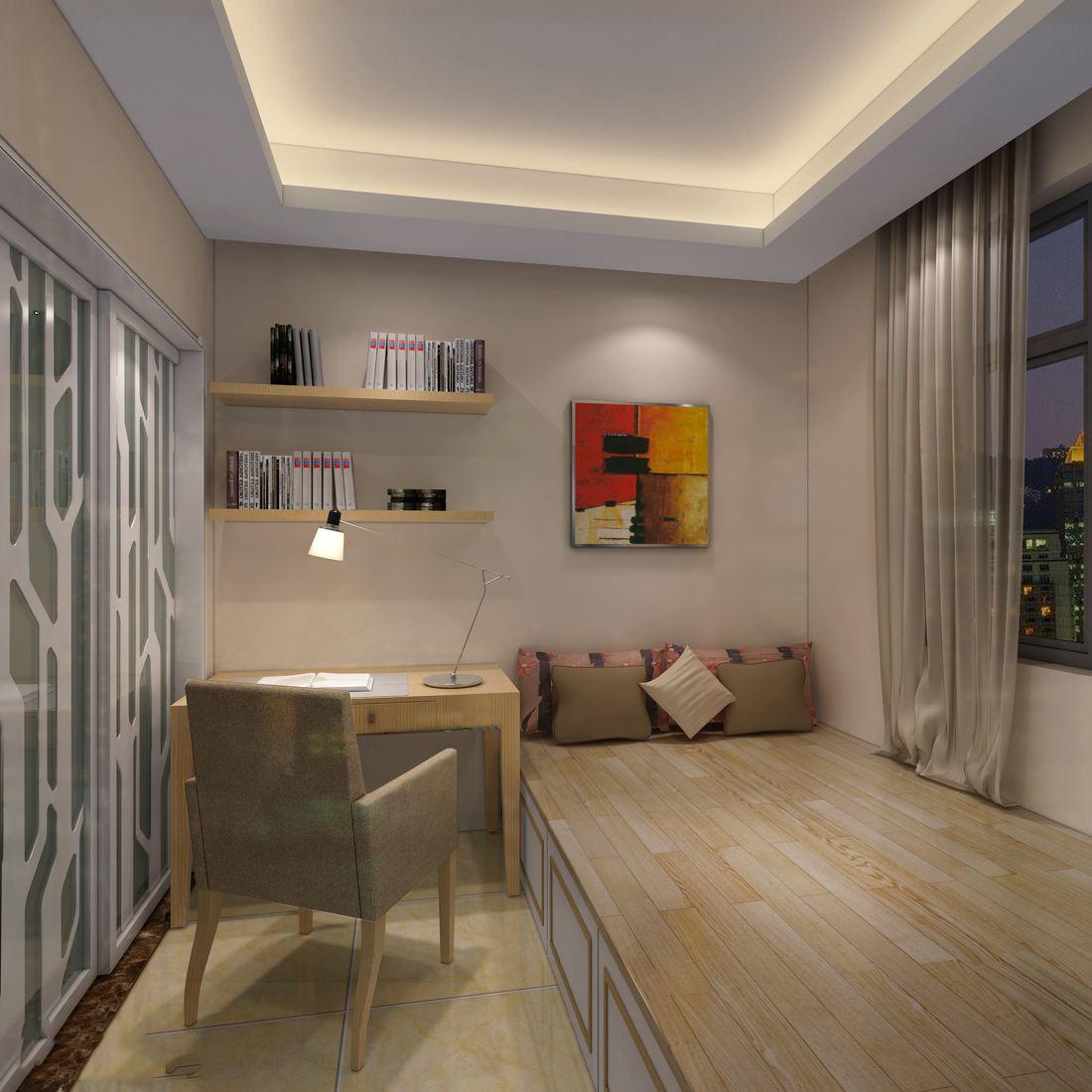 小户型客厅榻榻米装修效果图,小户型榻榻米床装修效果图