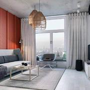 客廳現代家具小戶型裝修