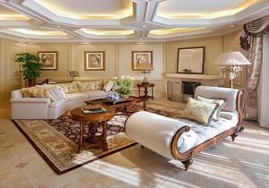 客厅天花板局部遮挡装修效果图,局部装修改装