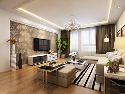 室内设计客厅立面图,客厅四面立面图