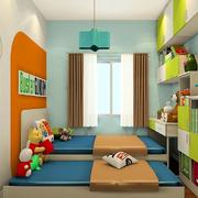 兒童房現代榻榻米小戶型裝修