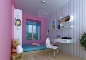 儿童榻榻米卧室设计装修效果图,儿童小卧室榻榻米装修效果图