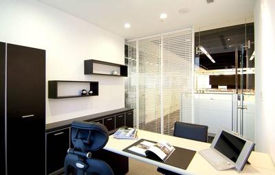联通办公室装修实景图,小办公室装修实景图