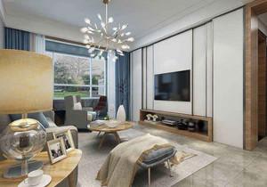 客厅现代风格吊顶效果图,现代中式风格客厅效果图