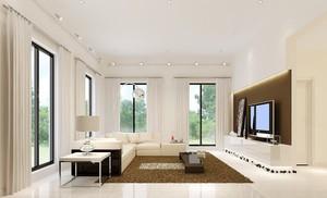 農村裝修客廳效果圖大全,農村別墅客廳裝修效果圖