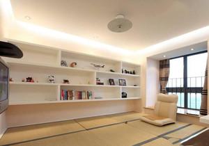 日式榻榻米床装修效果图,小户型卧室装修榻榻米效果图