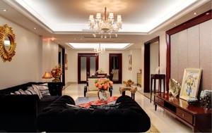 家庭客厅装修效果图大全,家庭客厅吊顶装修效果图欣赏