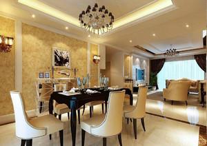 客厅餐厅立面图,家装客厅餐厅背景墙设计效果图大全