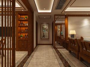 家装客厅地面效果图,中式客厅家装效果图