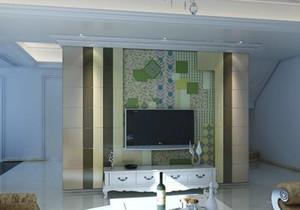 家庭客厅电视背景怎么装修,客厅电视墙立面图