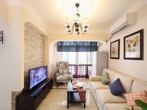 小户型客厅家装设计效果图,小户型家装隔断效果图