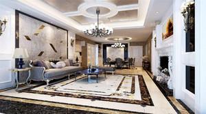 家装家居客厅吊顶装修效果图,简约家居客厅装修效果图