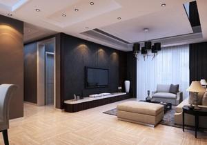 臥室和客廳連一起怎么設計裝修,客廳裝修墻面設計效果圖