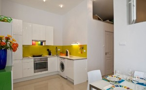 40平米小户型厨房装修效果图,40小户型装修实景图
