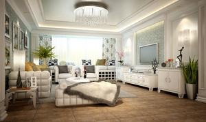 家装客厅景墙设计效果图大全,现代风格装修客厅墙砖效果图