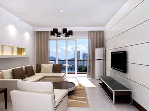 廈門家庭客廳裝修效果圖,現代家庭的客廳裝修效果圖欣賞