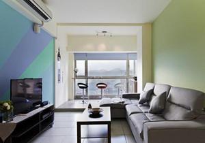 30平米带阳台小户型装修效果图,30平米小户型公寓装修效果图