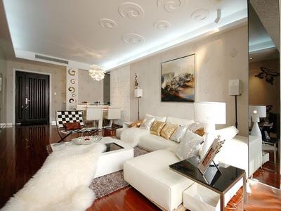 60平米两室一厅小户型装修效果图,60平米双阳小户型装修效果图