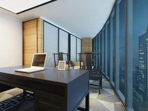 上海杨浦办公室装修,独立办公室装修实景图