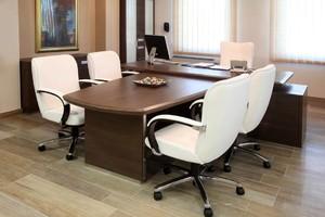 魔方空间上海办公室装修,个人办公室装修实景图