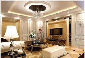 全铜客厅吊灯效果图,别墅客厅吊灯效果图