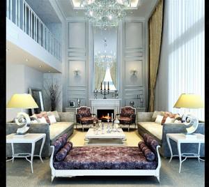 家庭装修欧式客厅效果图大全,最新家庭装修风格客厅效果图