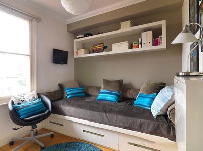 榻榻米装修小卧室效果图大全,卧室榻榻米的装修效果图