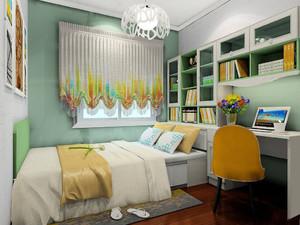 儿童房间榻榻米床装修效果图,最新小卧室榻榻米装修效果图大全