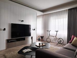 50平米小户型单身公寓装修效果图,50平米北欧小户型装修效果图大全