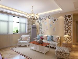 客厅地板砖装修实景图大全,家庭小户客厅装修效果图