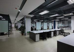 1000平方办公室装修实景图,深圳办公室装修实景图
