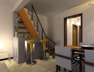 跃层小户型装修效果图大全,小户型家装设计图效果图大全