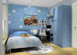小型卧室装修效果图大全,卧室儿童装修效果图大全