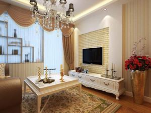 70平米小户型家装设计效果图大全,小户型装修客厅效果图