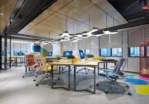 北京办公室装修设计效果图,办公室玄关装修实景图
