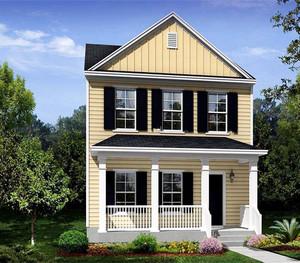 农村10万自建小型别墅设计图