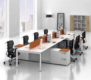 办公家具颜色搭配效果图