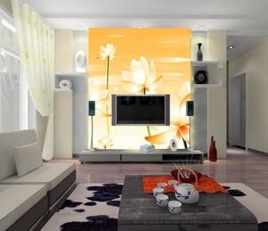 3d立体壁纸电视墙装修效果图大全