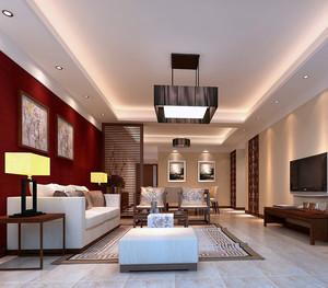 中式风格家庭装修效果图大全
