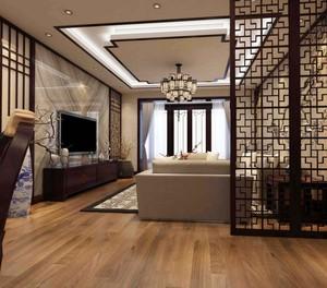 石家庄家庭装修中式风格