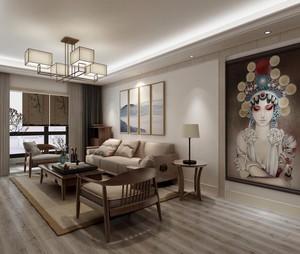 家庭装修中式风格多少钱