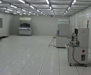 医药器械洁净厂房的平面布局图