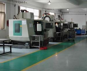 機械加工廠平面布置圖