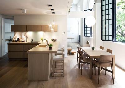 廚房客廳吧臺隔斷裝修效果圖大全2020圖片